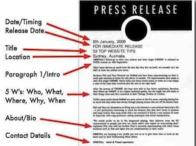 BeInkandescent: How to Write a Great Press Release