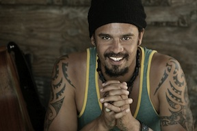 how did michael franti and sara agah meet the fockers